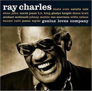 Ray Charles: Genius Loves Company - Cover