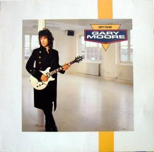 Gary Moore: Empty Rooms - Cover
