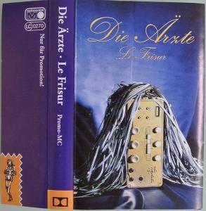 Die Arzte Le Frisur Promo Tape 1996