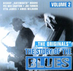 Story Of The Blues Vol 2 - Cover