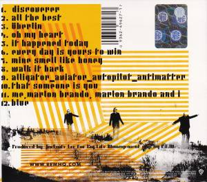 R.E.M.: Collapse Into Now (CD) - Bild 2