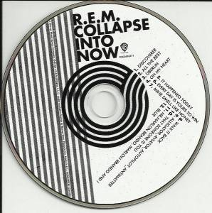 R.E.M.: Collapse Into Now (CD) - Bild 3