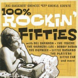 Cover - Ernie K-Doe: 100% Rockin' Fifties