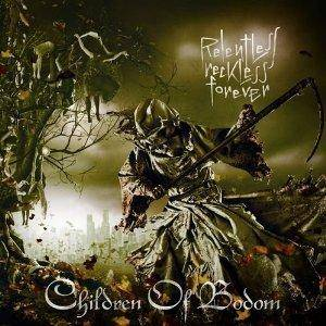 Children Of Bodom: Relentless Reckless Forever (CD + DVD) - Bild 1
