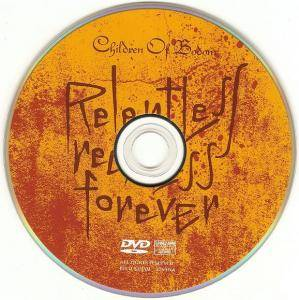 Children Of Bodom: Relentless Reckless Forever (CD + DVD) - Bild 4