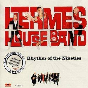 Cover - Hermes House Band: Rhythm Of The Nineties