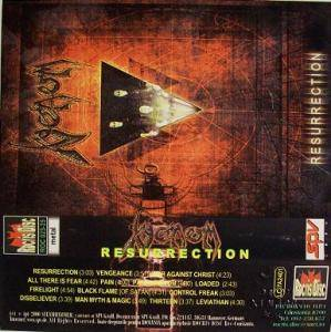 Venom: Resurrection (Tape) - Bild 2