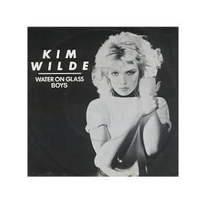 Cover - Kim Wilde: Water On Glass
