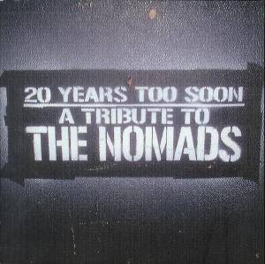 Cover - Electric Frankenstein: 20 Years Too Soon - A Tribute To The Nomads