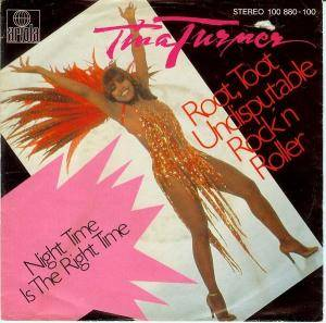 Cover - Tina Turner: Root, Toot Undisputable Rock 'n' Roller
