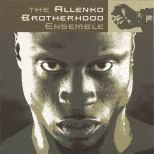 Cover - Troublemakers: Allenko Brotherhood Ensemble - Exclusive Mixes Based On Afrobeat Drum Patterns By Tony Allen, The