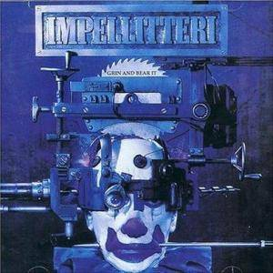 Cover - Impellitteri: Grin And Bear It