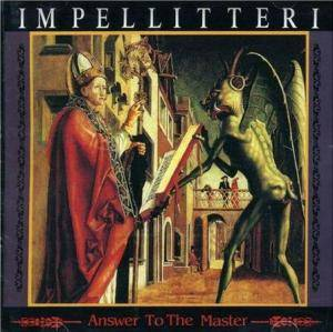 Impellitteri: Answer To The Master - Cover