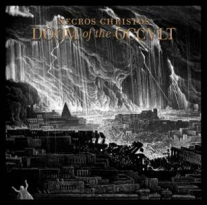 Necros Christos: Doom Of The Occult - Cover