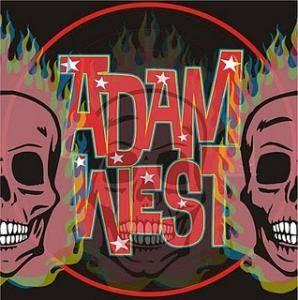 Adam West: Live EP - Cover