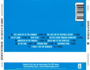 Queens Of The Stone Age: Rated R (CD) - Bild 2