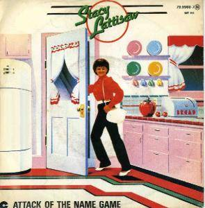 Cover - Stacy Lattisaw: Attack Of The Name Game