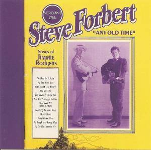 "Cover - Steve Forbert: ""Any Old Time"""