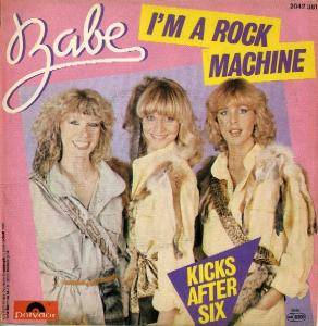 Cover - Babe: I'm A Rock Machine