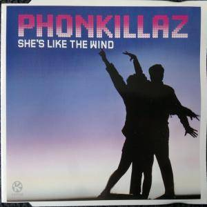 Cover - Phonkillaz: She's Like The Wind