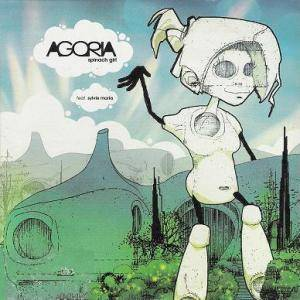 Cover - Agoria: Spinach Girl