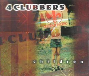Cover - 4 Clubbers: Children