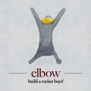 Elbow: Build A Rocket Boys! - Cover