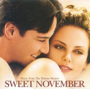Sweet November - Music From The Motion Picture - Cover