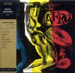 Cover - Dizzy Gillespie: Afro