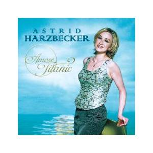 Cover - Astrid Harzbecker: Amore Titanic