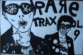 Cover - Various Artists/Sampler: Rare Trax Vol. 9