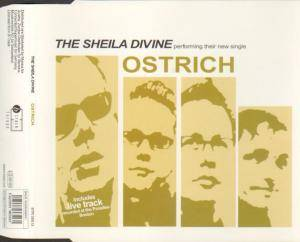 Cover - Sheila Divine, The: Ostrich