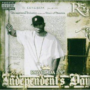 "Cover - Royce Da 5'9"": Independent's Day"