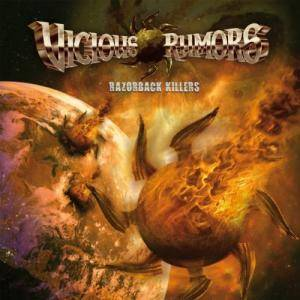 Vicious Rumors: Razorback Killers (CD) - Bild 1