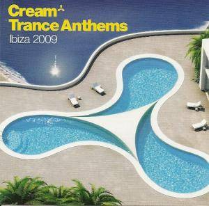 Cover - DT8 Project: Cream Trance Anthems - Ibiza 2009