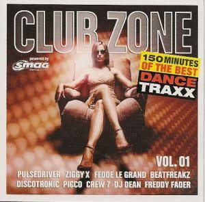 Cover - Raverdiago: Club Zone Vol. 01