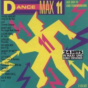 Cover - Good Men, The: Dance Max 11