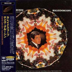 Cover - Dave Grusin: Kaleidoscope