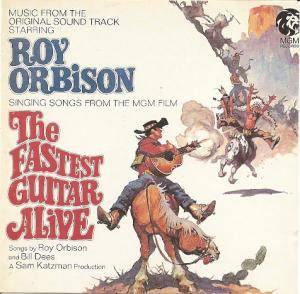 Cover - Roy Orbison: Fastest Guitar Alive, The