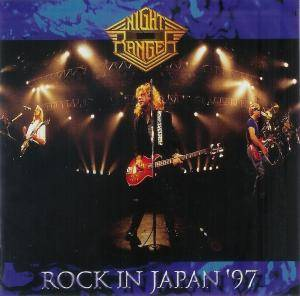 Night Ranger: Rock In Japan '97 - Cover