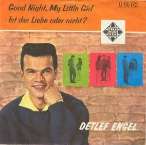 Cover - Detlef Engel & Die Twens: Good Night, My Little Girl