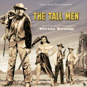 Cover - Victor Young: Tall Men, The