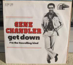 Gene Chandler: Get Down - Cover