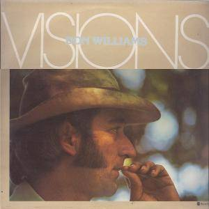 Cover - Don Williams: Visions