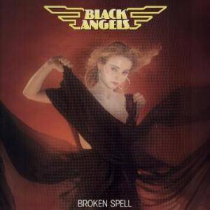Cover - Black Angels: Broken Spell