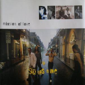 Cover - Six Was Nine: Mission Of Love