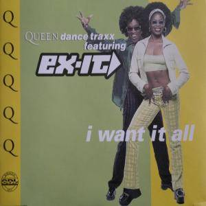 Cover - Ex-It: I Want It All