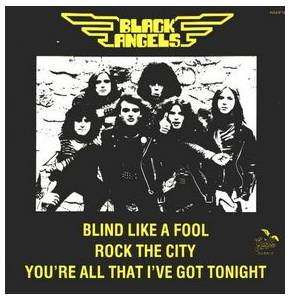 Cover - Black Angels: Blind Like A Fool