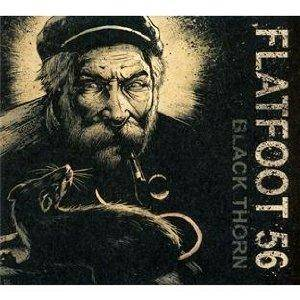 Flatfoot 56: Black Thorn - Cover