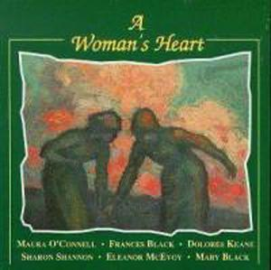 Woman's Heart, A - Cover